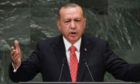 Turkey´s Erdogan at UN rails against sanctions 'as weapons'