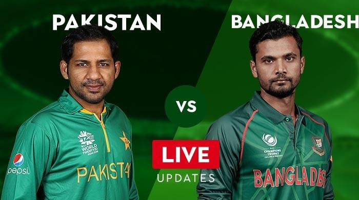 LIVE: Bangladesh set Pakistan 240 to win in must-win Asia Cup match