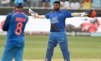 Asia Cup 2018: India need 8 runs to win against Afghanistan