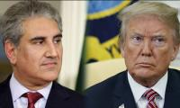 Trump agrees to reset relations with Pakistan, says FM Qureshi