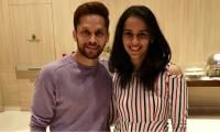 Indian badminton stars Saina Nehwal, Parupalli Kashyap to tie the knot in December