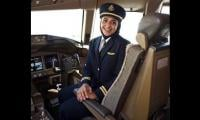 WATCH: On-board with Dubai ruling family's first female pilot