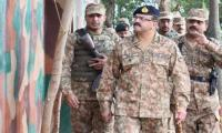 Lt-Gen. Bilal Akbar visits various sectors on LoC
