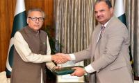 Principles of merit, fairness, justice to ensure good governance: President Arif Alvi