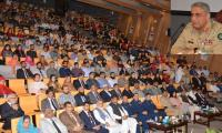Army chief assures provision of secure environment