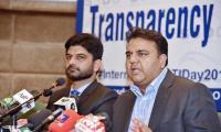Senator Mushahidullah seeks removal of info minister Fawad Chaudhry