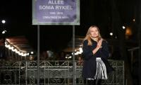 Paris names its first street after a fashion designer