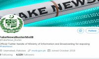 Information Ministry launches Twitter account for fact checking