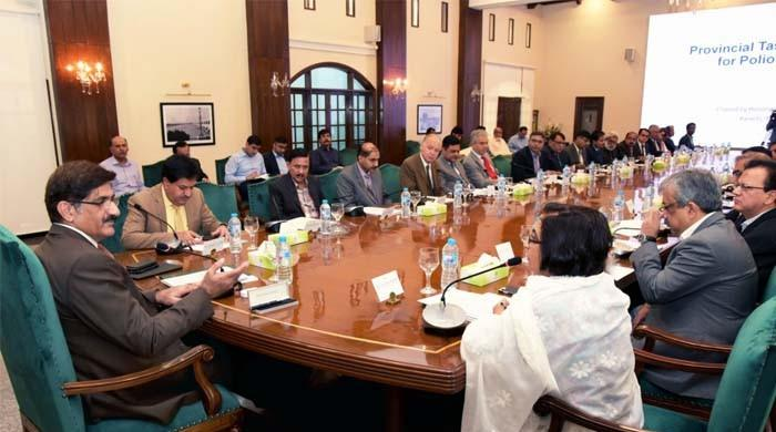 Murad directs task force to launch polio, measles eradication campaign