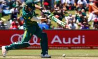 South Africa bat in first T20 international