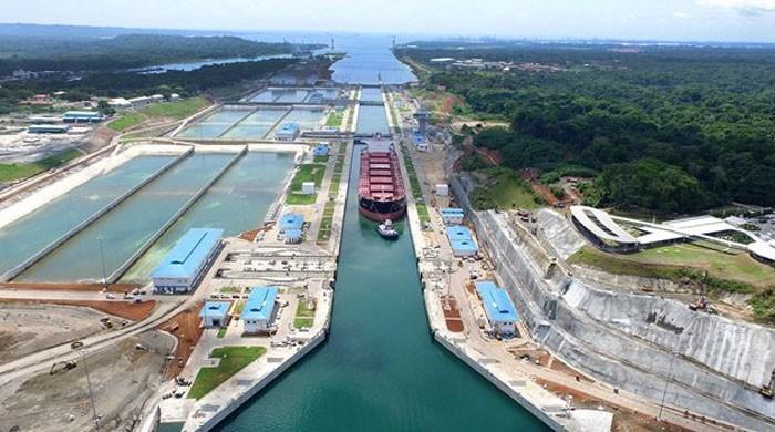 Record cargo shipped via Panama Canal