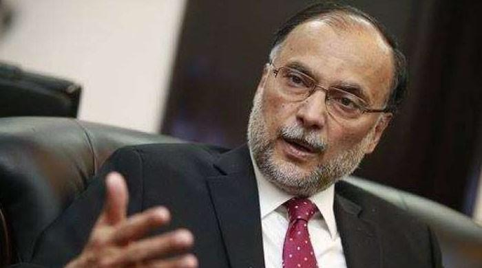 Ahsan Iqbal rejects US statement on Chinese loans