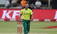 Paterson leads South Africa to six-wicket win over Zimbabwe