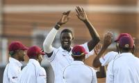 Yadav strikes rattle West Indies in second India Test