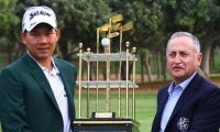 Thais dominate in first Pakistan golf tour for decade