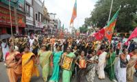 Tensions rise over women's entry to Indian temple