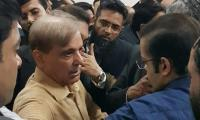 Court grants 14-day extension in Shahbaz's remand