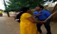 Bank manager thrashed in India for seeking sexual favour, video goes viral