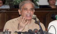 Where is Shehbaz Sharif detained?