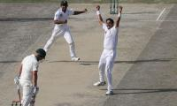 Abbas strikes twice after Pakistan bowled out for 282 against Australia