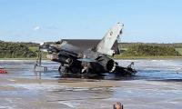 'Friendly fire' destroys Belgian multi-million-dollar warplane at base