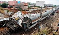 At least seven dead in Morocco train crash