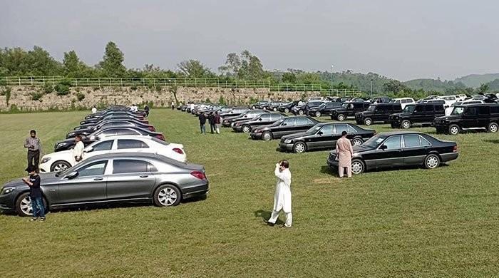 Only one sold out of 49 cars at PM House auction