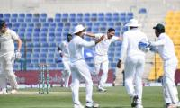 Five-star Abbas bowls out Australia
