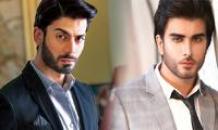 Imran Abbas and Fawad Khan become one of world's 100 most handsome men