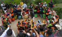 Kalash community celebrates 'Phool festival' in Chitral