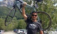 Mother of British cyclist celebrates son's death