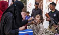 Polio virus targets two more children in Karachi, Khyber Agency