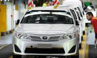 Toyota Pakistan raises car prices