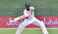 Babar, Sarfraz propel Pakistan to 350-5 in second Test