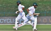 Australia set 538-run target after Pakistan declare at 400-9