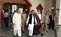 Imran Khan to visit Saudi Arabia next week