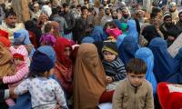 UNHCR appreciates Pakistan for hosting Afghan refugees