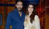 Kajol reveals nobody wanted Ajay Devgn and her to wed