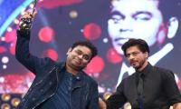 A.R. Rehman hails working with SRK as 'interesting'