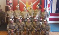 Pakistan army wins gold medal in world's toughest Cambrian Patrol competition