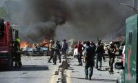 Dozens of casualties as explosions rock chaotic Afghan elections