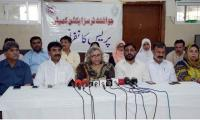 Nurses to boycott all hospitals in Sindh and start protest from Monday