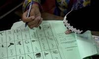 Polling underway on NA 247, PS 111 and PK 71
