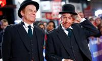London film festival closes with flash of 'Stan & Ollie' comic genius
