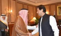 PM Imran Khan heads to Saudi Arabia on two-day visit