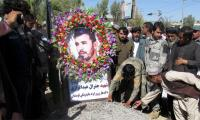 Brother appointed to succeed killed Afghan commander