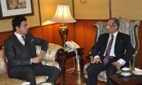 Federal minister Faisal Vawda calls on CJP