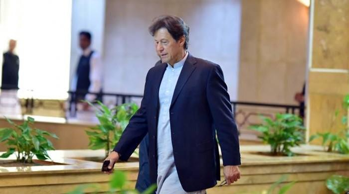 PM Imran says 'Pakistan desperate for loan' to shore up economy