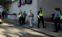 Guard shoots man trying to break into Washington TV station office