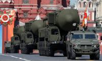 Russia pledges to 'restore' military balance if US quits nuclear arms pact